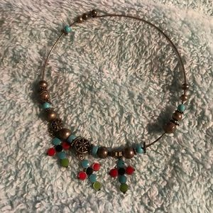 Jewelry - Custom made Indian necklace
